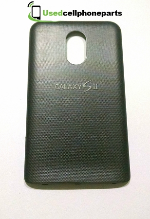 Samsung Galaxy S2 SII SPH-D710 Battery Back Cover Plate - Grey