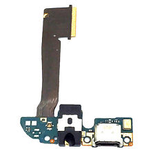 New HTC One M8 ( All Models ) Charging Port Dock USB Connector Flex Cable Replacement - Phone Repair Service Option # 1