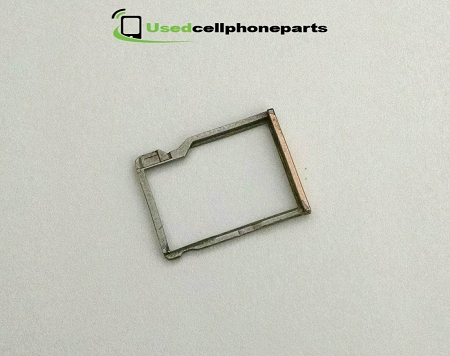 HTC One M8 Sim Card Tray Slot Holder - Gold