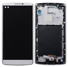 New LG V10 H900 H901 H960 VS990 LCD + Digitizer Assembly Frame  Replacement - Phone Repair Service Option  # 1