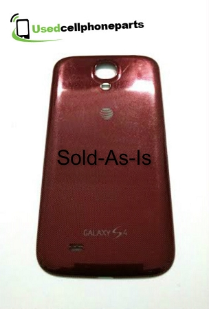 At&t Samsung Galaxy S4 Battery Back Cover Door