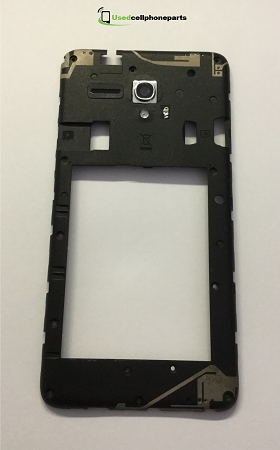 Alcatel One Touch Fierce XL 5054N Back Mid Frame Housing + Camera Lens