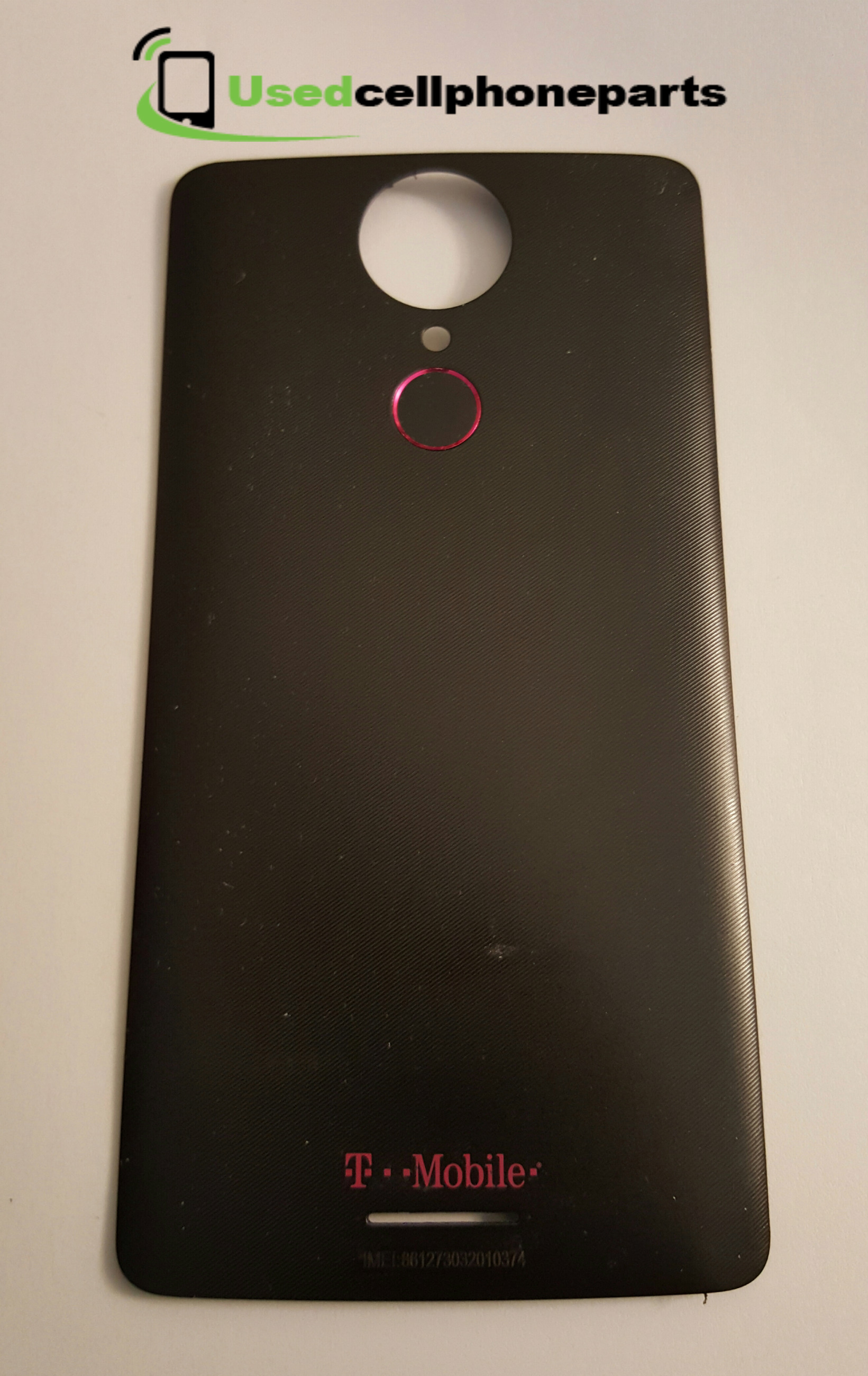 Original T-Mobile Coolpad Revvl Plus Back Battery Cover
