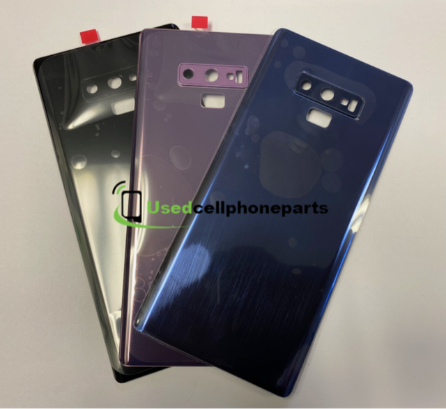 New Back Battery Cover Door for Samsung Galaxy Note 9  (No Logo)
