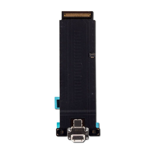 New Charging Port Flex Cable for Apple IPad Pro 12.9'' (2017) 2nd A1670 A1671 (Black / White)