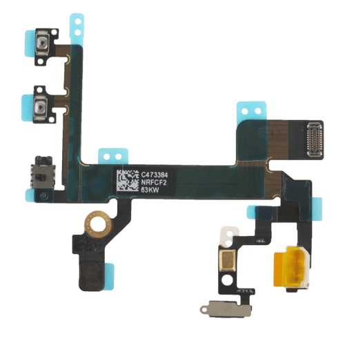 Power Button & Volume Button Flex Cable for iPhone 5s