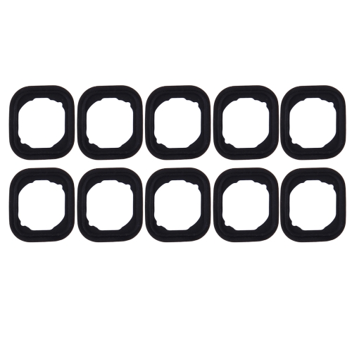 10pcs Home Button Rubber Seal Gasket for iPhone 6 Plus & 6