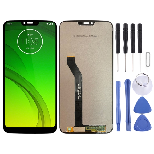 New LCD Screen and Digitizer Full Assembly for Motorola Moto G7 Power