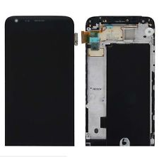 New Black LG G5 VS987 LS992 US992 RS988 LCD + Digitizer Assembly Frame Replacement - Phone Repair Service Option  # 1