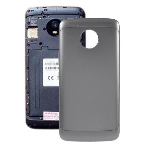 New Battery Back Cover for Motorola Moto E4 Plus (Grey)