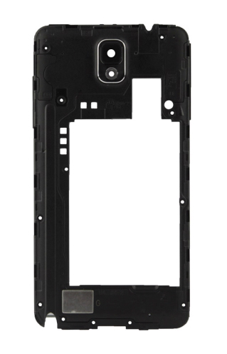 Middle Frame Bezel for Samsung Galaxy Note 3 / N9000 (Black)