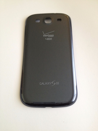 Verizon Samsung Galaxy SIII S3 SCH-I535 Back Battery Cover Door