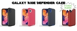 Heavy Duty Defender Case for Galaxy A10e