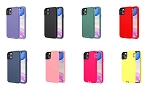 New Silicone Design Heavy Duty Defender Case For iPhone 11