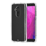 T-Mobile Revvl 2 Plus Hybrid Case with Air Cushion Technology - CLEAR