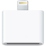 New Female to Male Adapter for iPhone / iPad Air / Mini 2 Retina, iPod