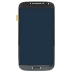 New LCD Screen and Digitizer Full Assembly with Frame for Galaxy S4 / i337 / m919 - (Black)