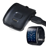 Charging Cradle Dock Charger with USB cable for Samsung Gear S Smart Watch SM-R750