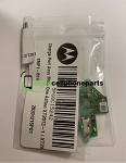 New Charging Port Assembly for Moto One Action (XT2013-1 / XT2013-2 / XT2013-4) (Authorized OEM)