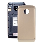 New Battery Back Cover for Motorola Moto E4 Plus (Gold)