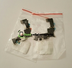 New USB Charging Port + Headphone Jack Flex Cable for iPhone 5S