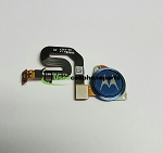 OEM Motorola Moto G7 Power Fingerprint Sensor Home Button Flex Cable