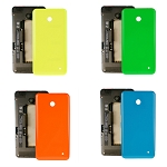 Housing Battery Back Cover + Side Button for Nokia Lumia 635