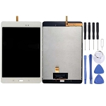 LCD Screen and Digitizer Full Assembly for Galaxy Tab A 8.0 / T350 (White)