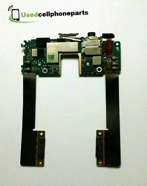 HTC Droid DNA ADR6435 Daughterboard Headphone Jack + Sim Card Reader Flex Cable