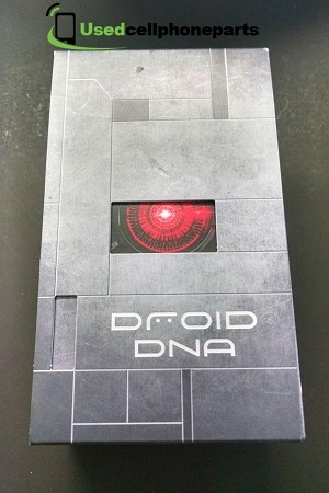 Verizon Butterfly Droid DNA ADR6435 Box & Manuals