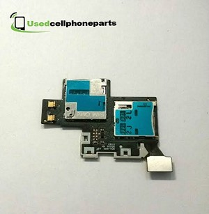 Samsung Galaxy Note 2 II SCH-I605 SD + Micro Sim Card Slot Reader