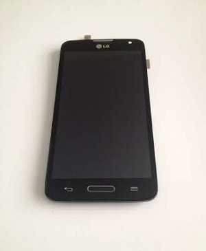 Original LG Optimus L90 D415 LCD + Digitizer Assembly Screen  Black